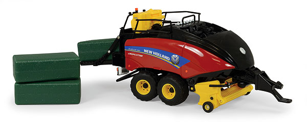 13853 - ERTL Toys New Holland Big Square Baler 340
