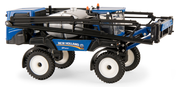 13871 - ERTL Toys New Holland SP400F Sprayer