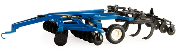 13879 - ERTL Toys New Holland ST770 Ecolo Tiger Tilling
