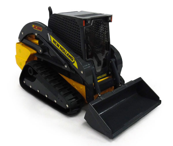 13892 - ERTL Toys New Holland C238 Compact Track Loader
