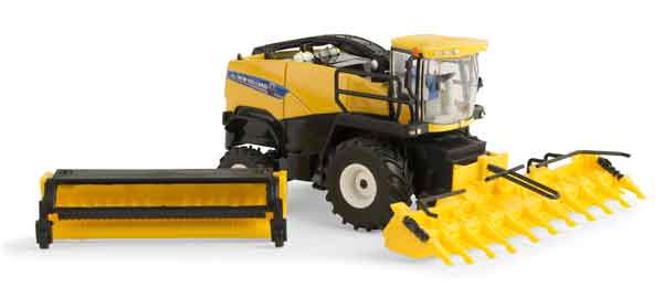 13893 - ERTL Toys New Holland FR850 Self Propelled Forage Harvester