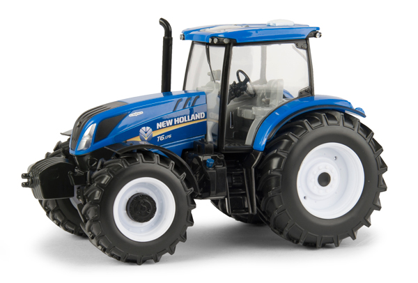 13902 - ERTL Toys New Holland T6175 Tractor