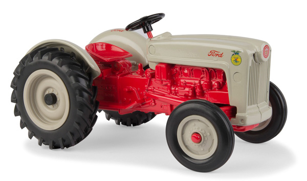 13916-X - ERTL Toys Ford NAA Tractor