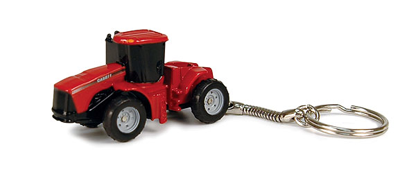 14588 - ERTL Toys Case IH 4WD Tractor Key Ring