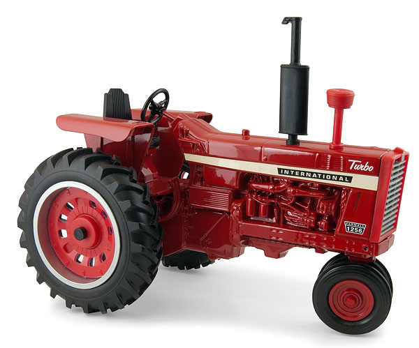 14859 - ERTL Farmall 1256 Narrow Front Tractor