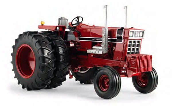 14933 - ERTL Toys International 1568 Precision Elite Tractor 3