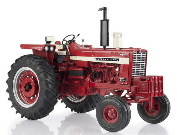 14986 - ERTL Toys International Harvester 1026 Hydro Tractor Elite