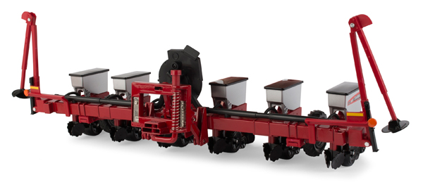 14987 - ERTL Case 1215 Mounted Planter