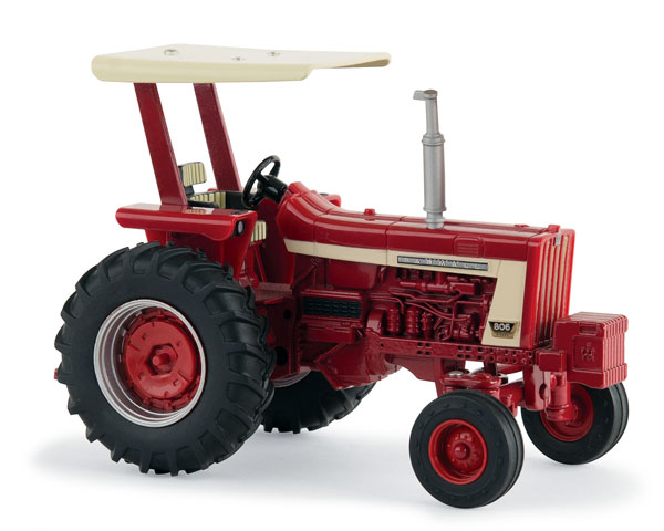 14999 - ERTL Toys International Harvester 806 Tractor