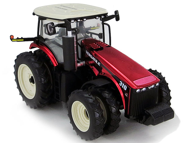 16240A-SP - ERTL Toys Versatile 310 Introductory Edition Red Chrome