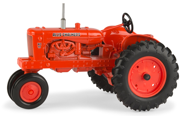 16322 - ERTL Toys Allis Chalmers WD45 Narrow Front Tractor