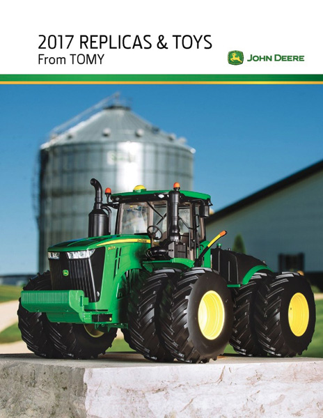 17666 - ERTL 2017 John Deere Mini Catalog