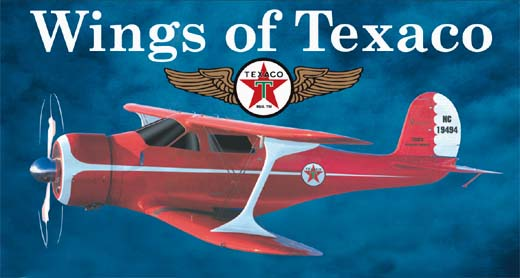 21425P - ERTL Texaco Wings Of Texaco 12 2004
