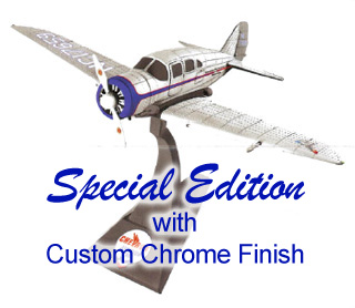 21753P - ERTL Toys Chevron Airplane Series 3 2006 SPECIAL