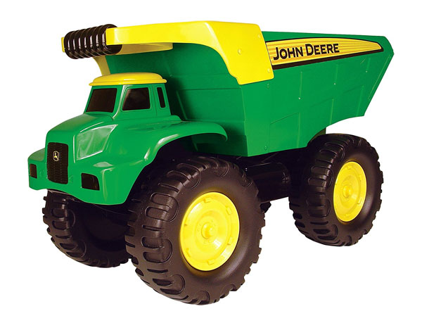 35350 - ERTL Toys John Deere 21 Big Scoop Real