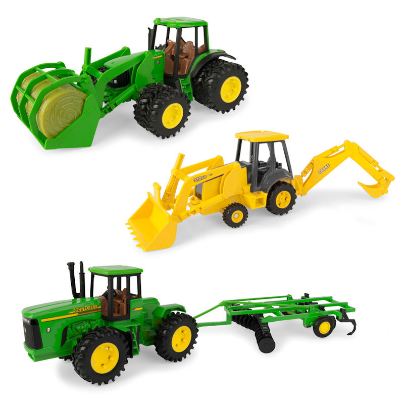 35867 - ERTL Toys John Deere Value Set Produced by