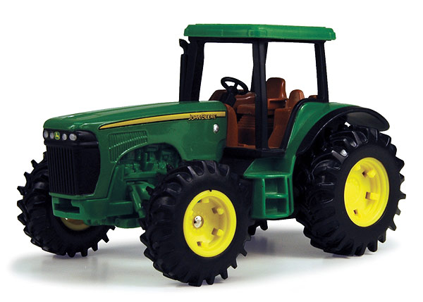 35931-CNP - ERTL Toys John Deere Tractor Collect N Play