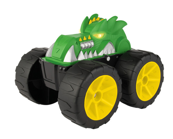 37812A-B - ERTL Toys John Deere Monster Treads Gator ATV to