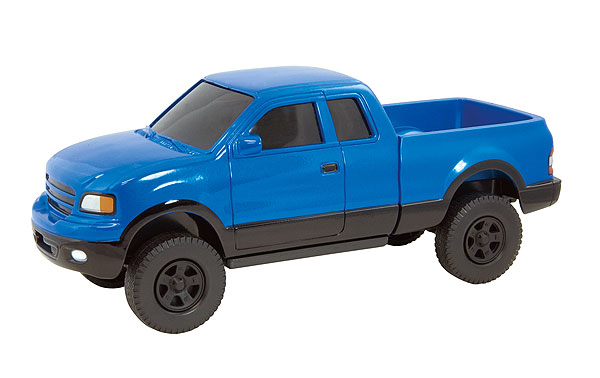 39458-CNP - ERTL Toys Blue Pickup Collect N Play Series
