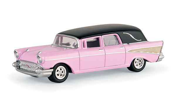 39599-CNP - ERTL Toys 1957 Chevrolet Hearse