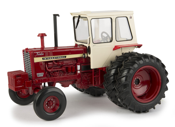 44117A - ERTL Toys International Harvester 1256