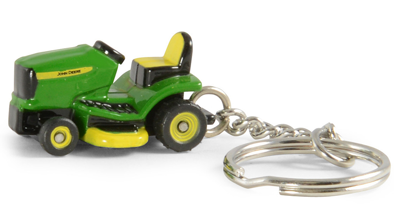 45321 - ERTL Toys John Deere Lawn Mower Key Ring