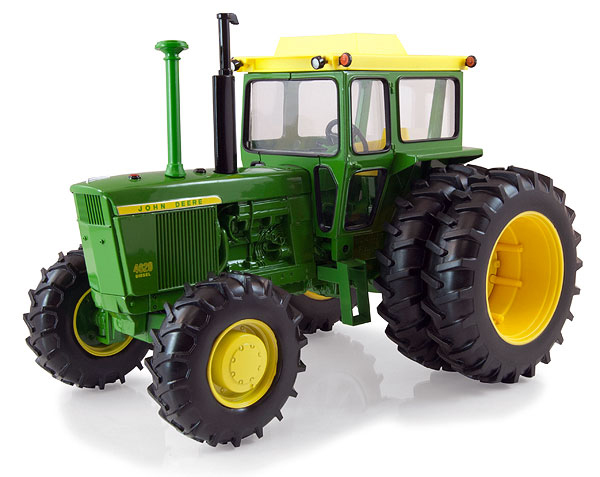 45325-X - ERTL Toys John Deere 4620 FWA Prestige Collection