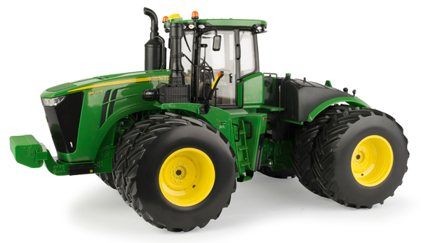 Articulated Tractor Toys And Joys : Ertl toys john deere r wheel drive articulated