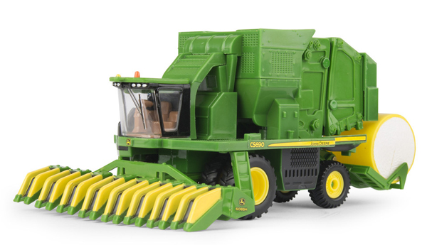 45512 - ERTL Toys John Deere CS690 Cotton Stripper Harvester