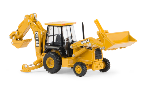 45599 - ERTL John Deere 310SE Backhoe Loader