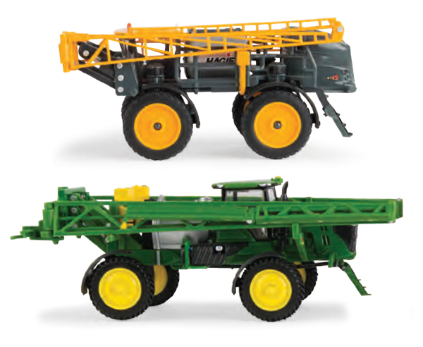 45632A - ERTL John Deere and Hagie Partnership 70th