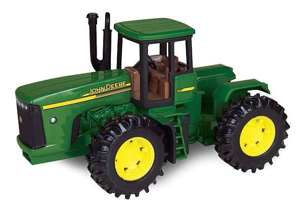46038-CNP - ERTL Toys John Deere 4WD Tractor Collect N