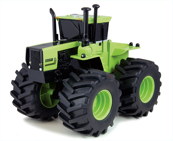 46080 - ERTL Cougar Steiger 4WD Monster Treads Tractor