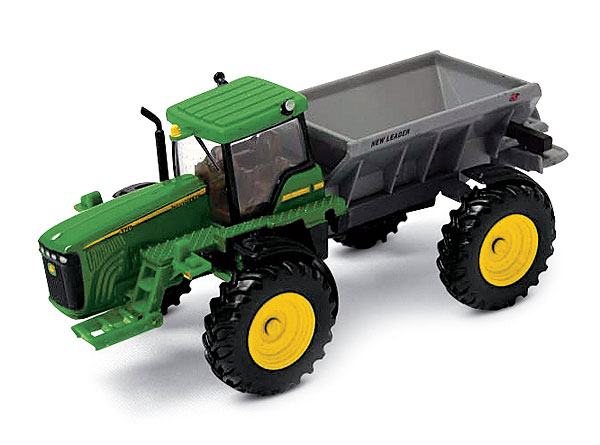46250-CNP - ERTL Toys John Deere New Leader Dry Box