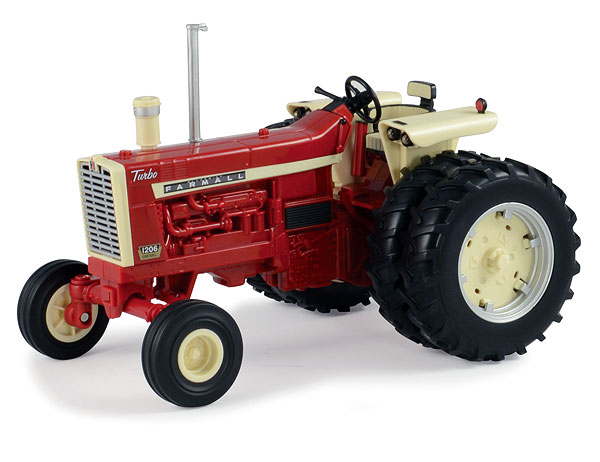 46296 - ERTL Farmall IH 1206 Tractor Big Farm