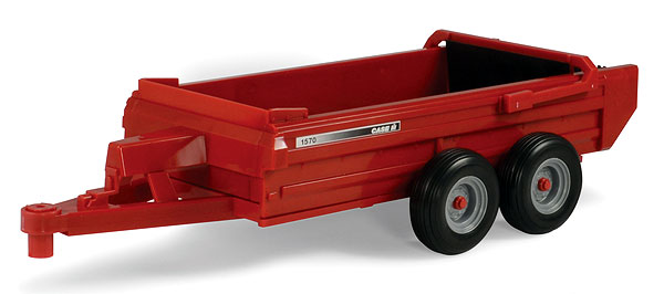 46300 - ERTL Toys Case IH Manure Spreader Big Farm