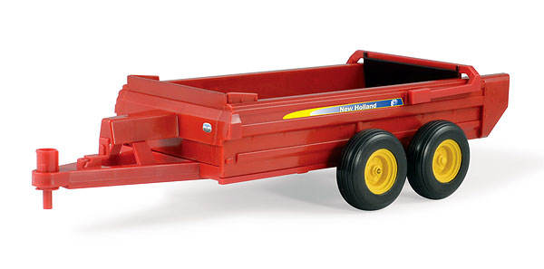 46301 - ERTL Toys New Holland Manure Spreader Big Farm
