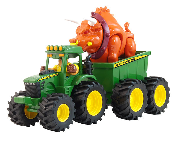 46311 - ERTL Toys John Deere Monster Treads Raging Bull