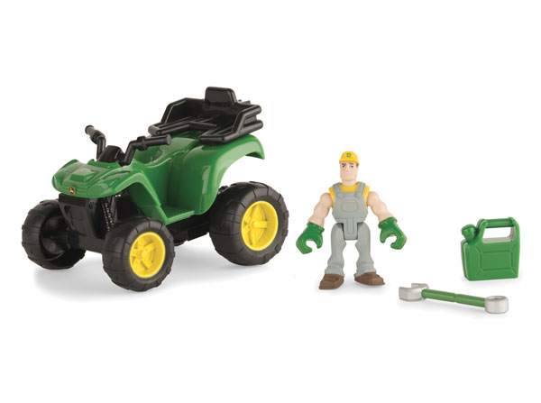 46339 - ERTL Toys John Deere Gear Force Off Road