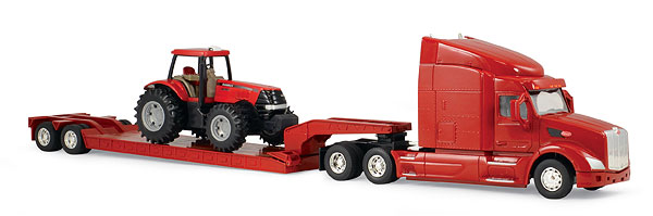 46358 - ERTL Case IH MX305 Tractor on a