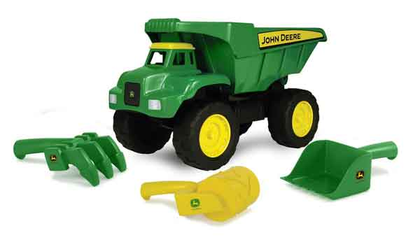 46510 - ERTL Toys Big Scoop Dump Truck