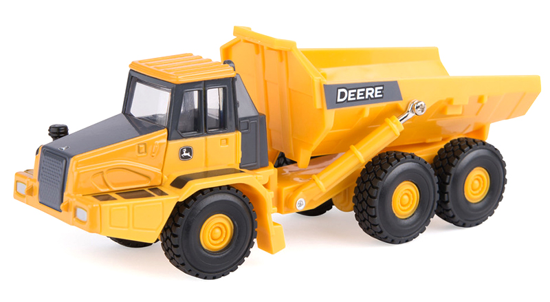 Articulated Tractor Toys And Joys : Ertl toys john deere articulated dump truck