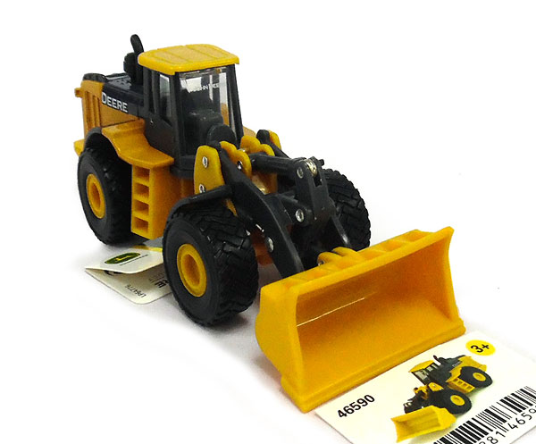 46590-CNP - ERTL Toys John Deere Wheel Loader Collect N