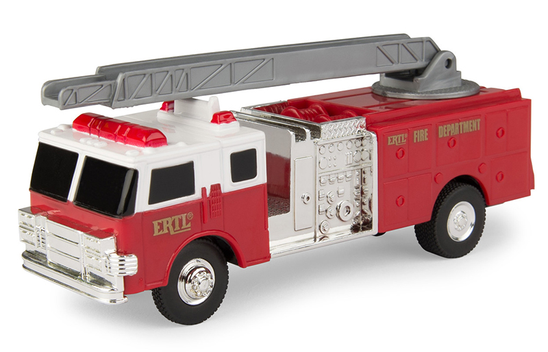 46731-CNP - ERTL Toys Fire Truck Collect N Play