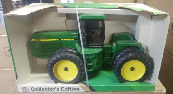 Articulated Tractor Toys And Joys : Ertl toys john deere articulated wd tractor