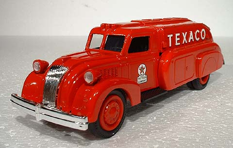 9500T - ERTL Toys Texaco 10 1993 1939 Dodge Airflow