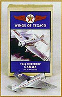 B223-X - ERTL Toys Texaco Wings Of Texaco 2 1994