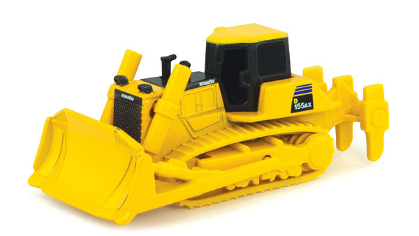 T16009-CNP - ERTL Komatsu Bulldozer Collect N Play Series