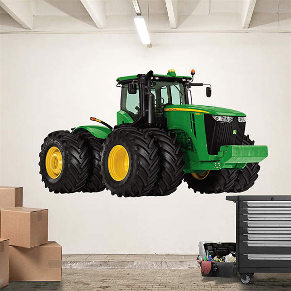 fathead john deere 9560r tractor realbig wall 1000 images about john deere room on pinterest john