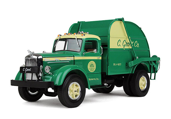 10-4064 - First Gear C Groot Company Mack L Vintage